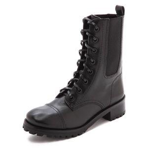 Tory Burch Broome Combat Boot